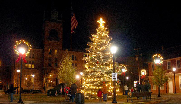 Christmas Tree Allentown