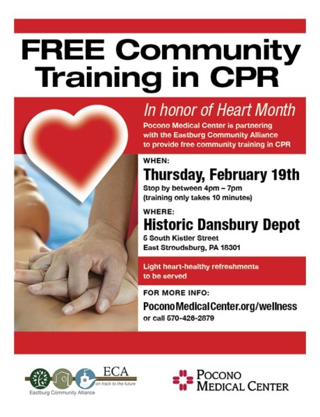 CPR-Pocono-Med-Center