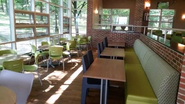 dining hall upgrades Penn State Hazletonn