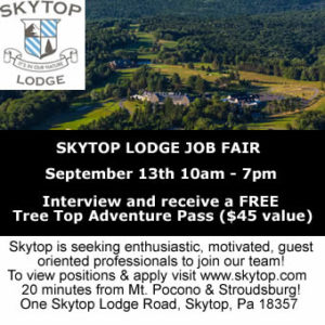 Skytop Job Fair @ Skytop Lodge