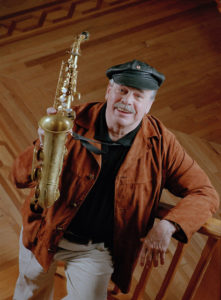 Enjoy an Evening Celebrating Legendary Saxophonist Phil Woods