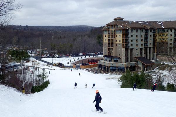 Poconos ski resorts casino